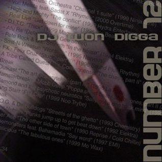 DJ Digga mixtape vol. 12 (2000)