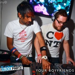 Your Boyfriends Are DJs - August 09 Long Player