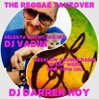 The Reggae Takeover 1st October 2014 Ft. DJ Vadim
