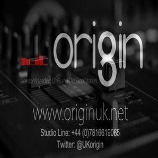 Rich Raw - OriginUK Dot Net Stardate 290115