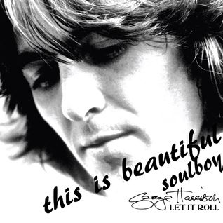 this is beautiful. george harrison