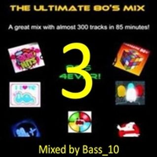 The Ultimate 80s Megamix volume 3 (132 tracks)