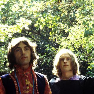 Incredible String Band in session mix
