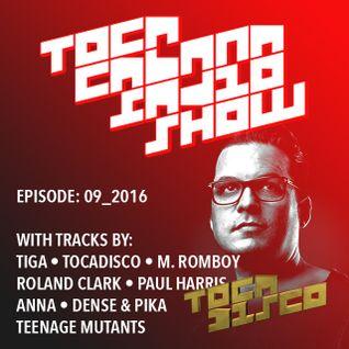 TOCACABANA RADIO SHOW 09_2016