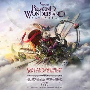 Beyond Wonderland 2015 - Tiesto Live (Bay Area) - 27-Sep-2015