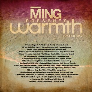 MING Presents Warmth 017