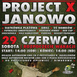 Barcode - Reconstruction @ Project X Janowo - 29.06.13