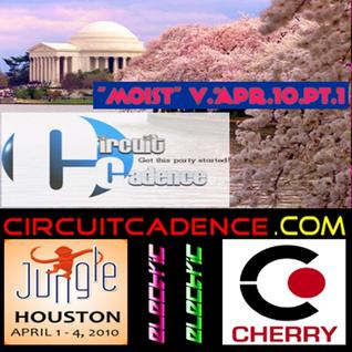 """MOIST"" V.Apr.10.Pt.1   Cherry Jungle"
