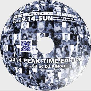 2014 PEAK TIME EDITION