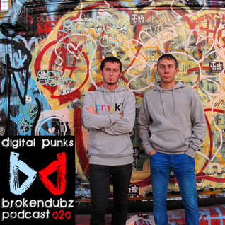 Digital Punks - Brokendubz Podcast 020