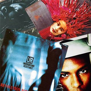 Classic Detroit Techno Mix 02