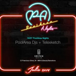 PoolArea Nights @SwitchBar Bcn 16/07 - Char-lee
