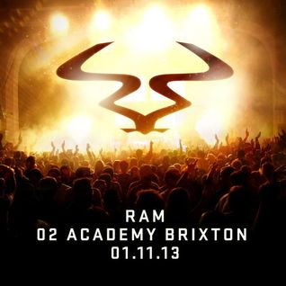 Johnny B @ Ram, O2 Academy Brixton 1st November 2013