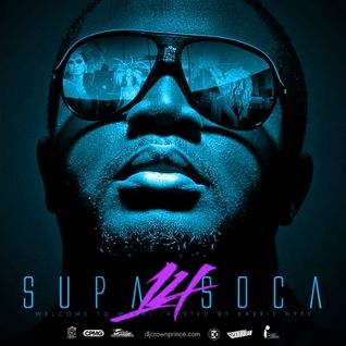 DJ Crown Prince - Supa Soca Vol 14