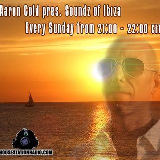 Aaron Cold - Soundz Of Ibiza [HSR 2013-04-07]