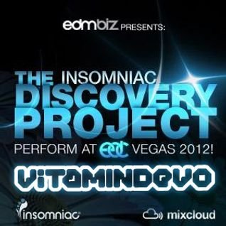 EDMbiz presents the Insomniac Discovery Project - VITAMINDEVO Live @ Symbiosis Pyramid Eclipse