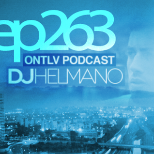 ONTLV PODCAST - Trance From Tel-Aviv - Episode 263 - Mixed By DJ Helmano