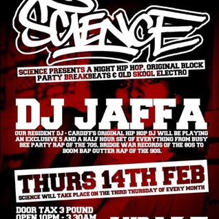 Live@Science 14/02/13