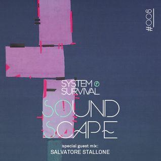 SOundScape #008 Guest Salvatore Stallone