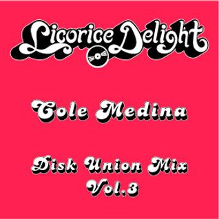 Disk Union Mix Vol.3