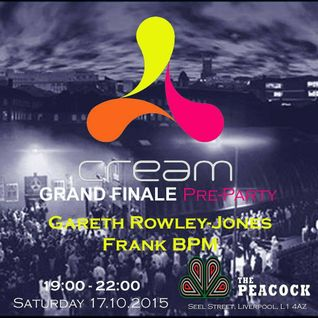 Grand Finale PreParty - Frank BPM 17th oct. 2015 (Pt 1)