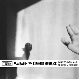 Framework w/ Exponent (Subspace) – 22/06/2016