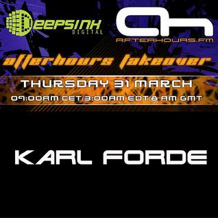 Afterhours Takeover - Karl Forde