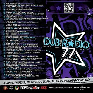 DUB Radio #77 www.DubRadio77.info (FULL Mix, Unedited) 2014 FOR PROMOTIONAL USE ONLY!