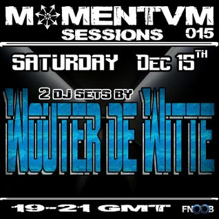 Momentvm Sessions 015 - Wouter de Witte - 2012-12-15 - Fnoob Techno radio