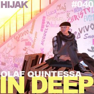 In Deep #040: Live at Hijak (15th Jun 2013)