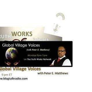 GVV with Peter E. Matthews l Rae Lewis Thornton l 9 pm ET