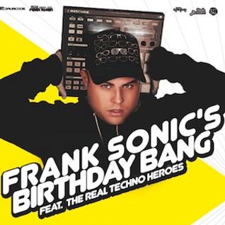 Audio Riot live @ Frank Sonic's Birthday 2012, Butan Club 2012-01-06