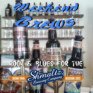 Weekend Brews - rock and blues for the Tasting Room