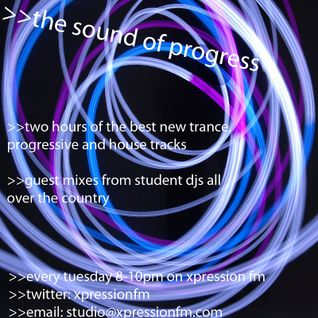 The Sound of progress - 1st February 2011