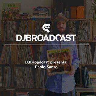 DJBroadcast presents: Paolo Santo