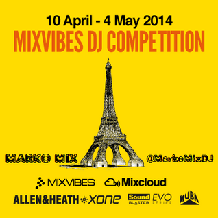 Mixvibes 2014 DJ Competition Marko Mix