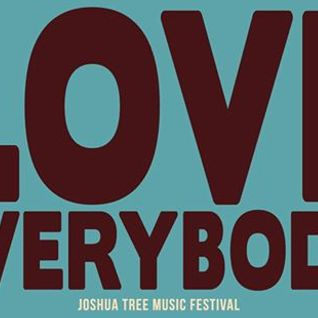 Joshua Tree Music Festival - October 6, 2016 - Live from the Love Bunker - Funk, House & Electro Mix