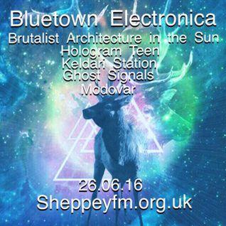Bluetown Electronica live show 26.06.16