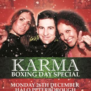 Karma: Boxing Day Mix 2011 - Vol.5