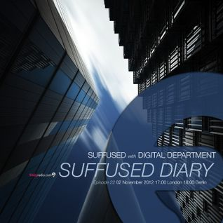 FRISKY | Suffused Diary 022 - Digital Department
