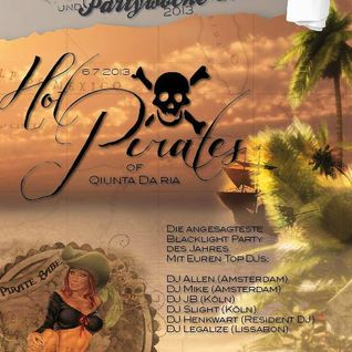 The Whiskey-Mixer Vol. 41 (Hot Pirates Of Quinta Da Ría Mix)
