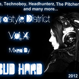 Hardstyle District vol.4 (Complied & Mixed by BuD HarD)