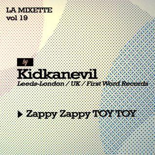 kidkanevil - Musique Large, La Mixette 19 (2009)