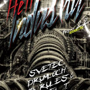 Art Style: Techno | Hell Industry with Rob Rules & Gabriel T. | Process 14 | 2013.11.23.