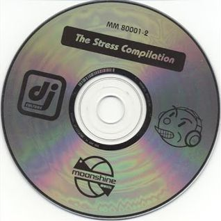 Various ‎– DJ Culture - The Stress Compilation (In The Mix With Sasha - A Symphony Of Stress)