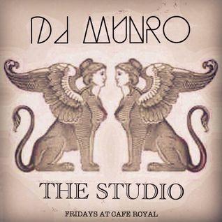 Dj Munro - Café Royal - London UK
