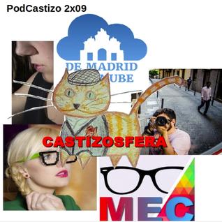 PodCastizo 2x09. Blogueros, fotógrafos, guías... ¡La Castizosfera madrileña! (Parte 1 de 2)