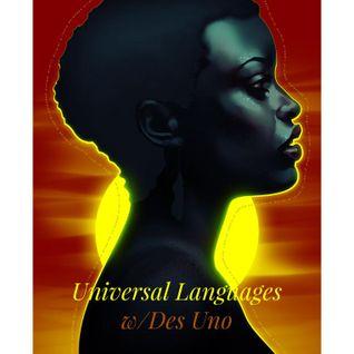 Universal Languages (#208)
