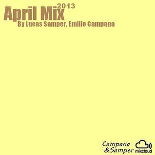 April Mix 2013 by Lucas Samper, Emilio Campana