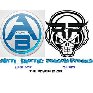 Anti Biotic Vs Reason Freaks - The Power Is On